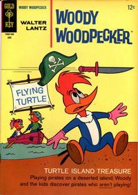 Cover Thumbnail for Walter Lantz Woody Woodpecker (Western, 1962 series) #85