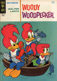 Cover Thumbnail for Walter Lantz Woody Woodpecker (Western, 1962 series) #87