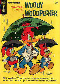 Cover Thumbnail for Walter Lantz Woody Woodpecker (Western, 1962 series) #90