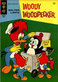 Cover Thumbnail for Walter Lantz Woody Woodpecker (Western, 1962 series) #92