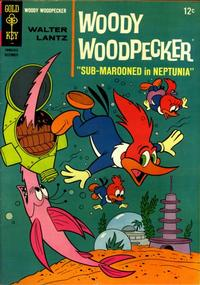 Cover Thumbnail for Walter Lantz Woody Woodpecker (Western, 1962 series) #94
