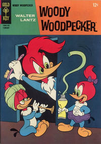 Cover Thumbnail for Walter Lantz Woody Woodpecker (Western, 1962 series) #95