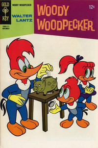 Cover Thumbnail for Walter Lantz Woody Woodpecker (Western, 1962 series) #99