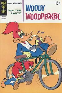 Cover Thumbnail for Walter Lantz Woody Woodpecker (Western, 1962 series) #103