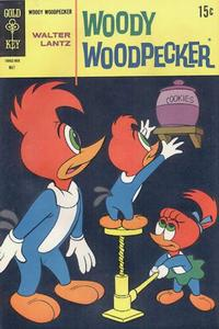 Cover Thumbnail for Walter Lantz Woody Woodpecker (Western, 1962 series) #105