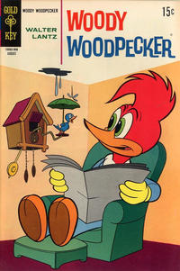 Cover Thumbnail for Walter Lantz Woody Woodpecker (Western, 1962 series) #106