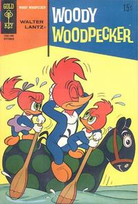 Cover Thumbnail for Walter Lantz Woody Woodpecker (Western, 1962 series) #107