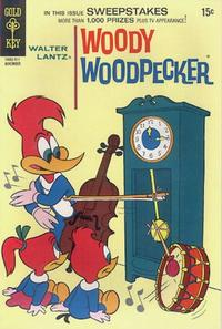 Cover Thumbnail for Walter Lantz Woody Woodpecker (Western, 1962 series) #108