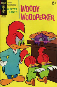 Cover Thumbnail for Walter Lantz Woody Woodpecker (Western, 1962 series) #113