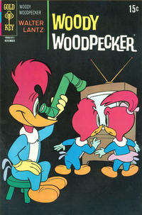 Cover Thumbnail for Walter Lantz Woody Woodpecker (Western, 1962 series) #114