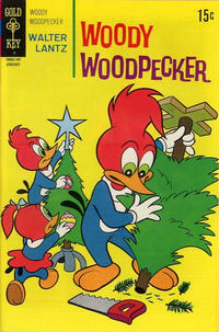 Cover Thumbnail for Walter Lantz Woody Woodpecker (Western, 1962 series) #115