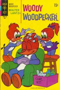 Cover Thumbnail for Walter Lantz Woody Woodpecker (Western, 1962 series) #117