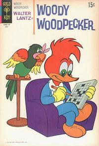 Cover Thumbnail for Walter Lantz Woody Woodpecker (Western, 1962 series) #118