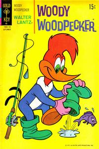 Cover Thumbnail for Walter Lantz Woody Woodpecker (Western, 1962 series) #119