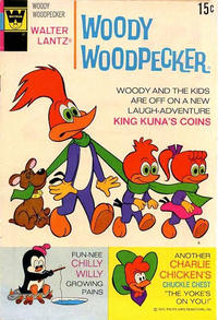 Cover Thumbnail for Walter Lantz Woody Woodpecker (Western, 1962 series) #122 [Whitman]