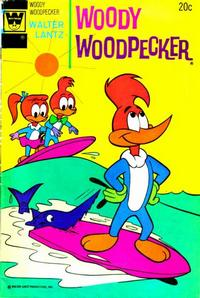 Cover Thumbnail for Walter Lantz Woody Woodpecker (Western, 1962 series) #132 [Whitman]