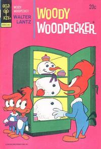 Cover Thumbnail for Walter Lantz Woody Woodpecker (Western, 1962 series) #135 [Gold Key]