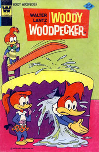 Cover Thumbnail for Walter Lantz Woody Woodpecker (Western, 1962 series) #138 [Whitman]