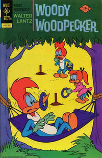 Cover Thumbnail for Walter Lantz Woody Woodpecker (Western, 1962 series) #148