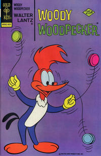 Cover Thumbnail for Walter Lantz Woody Woodpecker (Western, 1962 series) #150
