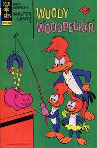 Cover Thumbnail for Walter Lantz Woody Woodpecker (Western, 1962 series) #151