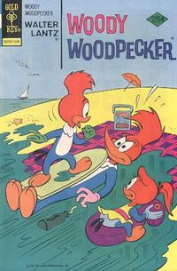 Cover Thumbnail for Walter Lantz Woody Woodpecker (Western, 1962 series) #152 [Gold Key]