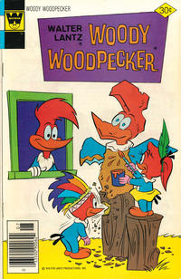 Cover Thumbnail for Walter Lantz Woody Woodpecker (Western, 1962 series) #158 [Whitman]