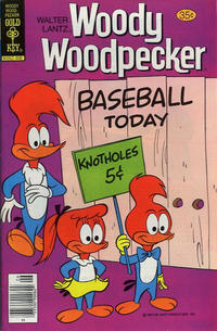 Cover Thumbnail for Walter Lantz Woody Woodpecker (Western, 1962 series) #167