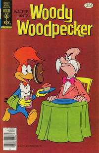 Cover Thumbnail for Walter Lantz Woody Woodpecker (Western, 1962 series) #168