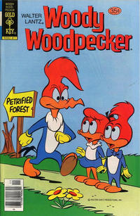 Cover Thumbnail for Walter Lantz Woody Woodpecker (Western, 1962 series) #172 [Gold Key]