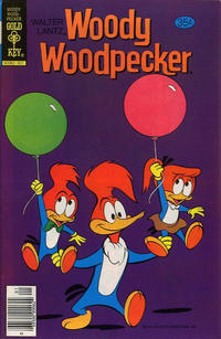 Cover Thumbnail for Walter Lantz Woody Woodpecker (Western, 1962 series) #174 [Gold Key]