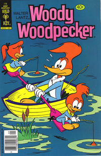 Cover Thumbnail for Walter Lantz Woody Woodpecker (Western, 1962 series) #178