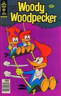 Cover Thumbnail for Walter Lantz Woody Woodpecker (Western, 1962 series) #179 [Gold Key]