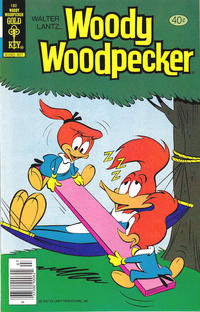 Cover Thumbnail for Walter Lantz Woody Woodpecker (Western, 1962 series) #180 [Gold Key]