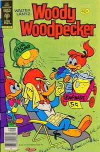 Cover Thumbnail for Walter Lantz Woody Woodpecker (Western, 1962 series) #182 [Gold Key]