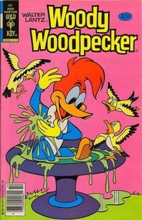 Cover Thumbnail for Walter Lantz Woody Woodpecker (Western, 1962 series) #183
