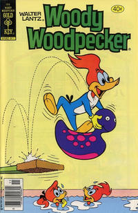 Cover Thumbnail for Walter Lantz Woody Woodpecker (Western, 1962 series) #184