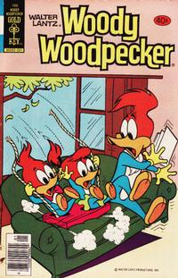 Cover Thumbnail for Walter Lantz Woody Woodpecker (Western, 1962 series) #186