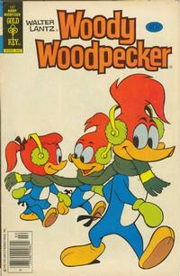 Cover Thumbnail for Walter Lantz Woody Woodpecker (Western, 1962 series) #187 [Gold Key]
