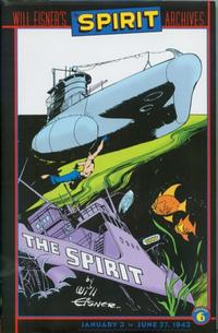 Cover Thumbnail for Will Eisner's The Spirit Archives (DC, 2000 series) #6