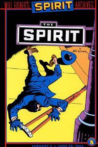 Cover Thumbnail for Will Eisner's The Spirit Archives (DC, 2000 series) #8
