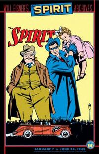 Cover Thumbnail for Will Eisner's The Spirit Archives (DC, 2000 series) #10