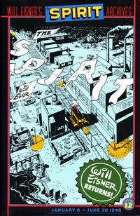 Cover Thumbnail for Will Eisner's The Spirit Archives (DC, 2000 series) #12