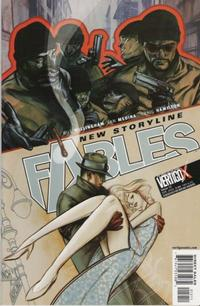 Cover Thumbnail for Fables (DC, 2002 series) #12