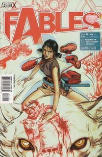Cover Thumbnail for Fables (DC, 2002 series) #15