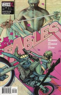 Cover Thumbnail for Fables (DC, 2002 series) #16