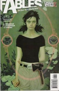Cover Thumbnail for Fables (DC, 2002 series) #17