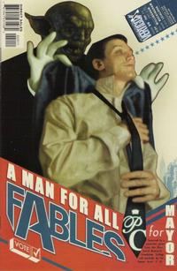 Cover Thumbnail for Fables (DC, 2002 series) #20