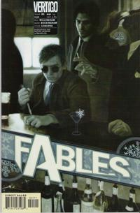 Cover Thumbnail for Fables (DC, 2002 series) #21