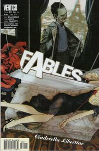 Cover Thumbnail for Fables (DC, 2002 series) #22